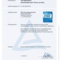 Qualitätsstandard_Planer am Bau